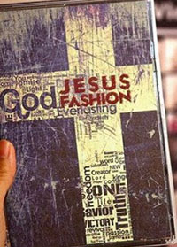 台專輯《Jesus Fashion》倡「主」流文化